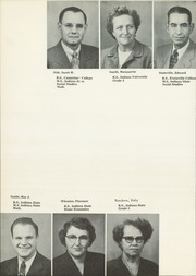 Page 12, 1955 Edition, Attica High School - Crimson Yearbook (Attica, IN) online yearbook collection