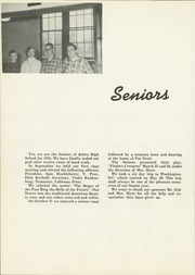Page 14, 1955 Edition, Attica High School - Crimson Yearbook (Attica, IN) online yearbook collection
