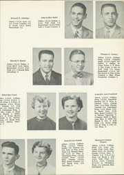 Page 15, 1955 Edition, Attica High School - Crimson Yearbook (Attica, IN) online yearbook collection