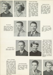 Page 16, 1955 Edition, Attica High School - Crimson Yearbook (Attica, IN) online yearbook collection