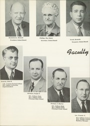 Page 8, 1955 Edition, Attica High School - Crimson Yearbook (Attica, IN) online yearbook collection