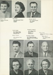 Page 9, 1955 Edition, Attica High School - Crimson Yearbook (Attica, IN) online yearbook collection