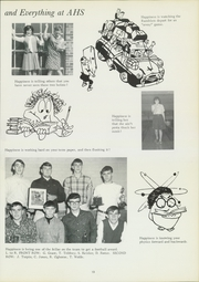 Page 17, 1967 Edition, Attica High School - Crimson Yearbook (Attica, IN) online yearbook collection