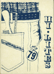 Page 1, 1954 Edition, Monroe Central High School - Central Hi Lites Yearbook (Parker City, IN) online yearbook collection