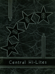 Page 1, 1958 Edition, Monroe Central High School - Central Hi Lites Yearbook (Parker City, IN) online yearbook collection