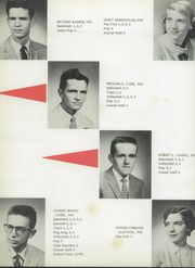 Page 10, 1958 Edition, Monroe Central High School - Central Hi Lites Yearbook (Parker City, IN) online yearbook collection