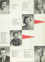 Page 11, 1958 Edition, Monroe Central High School - Central Hi Lites Yearbook (Parker City, IN) online yearbook collection
