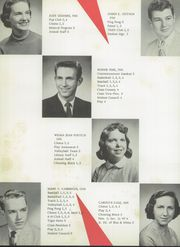 Page 12, 1958 Edition, Monroe Central High School - Central Hi Lites Yearbook (Parker City, IN) online yearbook collection