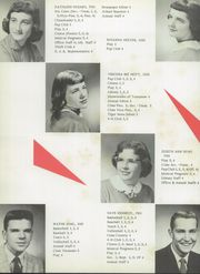 Page 14, 1958 Edition, Monroe Central High School - Central Hi Lites Yearbook (Parker City, IN) online yearbook collection