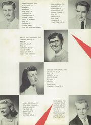 Page 17, 1958 Edition, Monroe Central High School - Central Hi Lites Yearbook (Parker City, IN) online yearbook collection