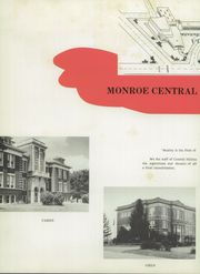 Page 6, 1958 Edition, Monroe Central High School - Central Hi Lites Yearbook (Parker City, IN) online yearbook collection