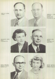 Page 10, 1952 Edition, Morristown High School - Booster Yearbook (Morristown, IN) online yearbook collection