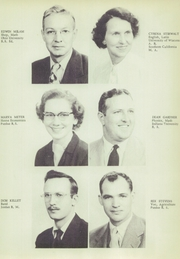 Page 11, 1952 Edition, Morristown High School - Booster Yearbook (Morristown, IN) online yearbook collection