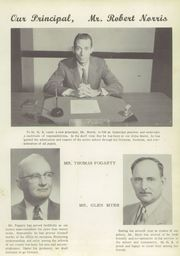 Page 11, 1954 Edition, Morristown High School - Booster Yearbook (Morristown, IN) online yearbook collection