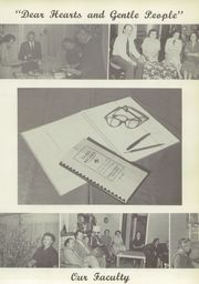 Page 13, 1954 Edition, Morristown High School - Booster Yearbook (Morristown, IN) online yearbook collection