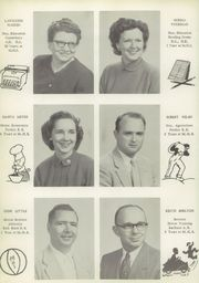 Page 14, 1954 Edition, Morristown High School - Booster Yearbook (Morristown, IN) online yearbook collection
