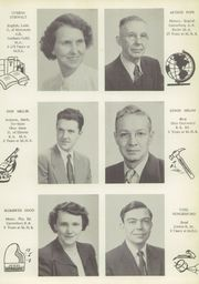 Page 15, 1954 Edition, Morristown High School - Booster Yearbook (Morristown, IN) online yearbook collection