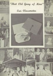 Page 17, 1954 Edition, Morristown High School - Booster Yearbook (Morristown, IN) online yearbook collection