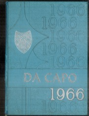 Page 1, 1966 Edition, Daleville High School - Da Capo Yearbook (Daleville, IN) online yearbook collection