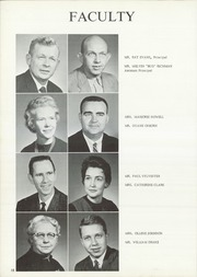 Page 14, 1966 Edition, Daleville High School - Da Capo Yearbook (Daleville, IN) online yearbook collection