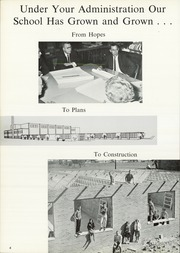 Page 8, 1966 Edition, Daleville High School - Da Capo Yearbook (Daleville, IN) online yearbook collection