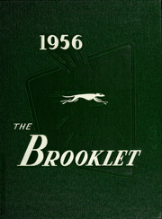 1956 Edition, Brookville High School - Brooklet Yearbook (Brookville, IN)