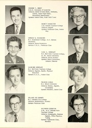 Page 12, 1957 Edition, Brookville High School - Brooklet Yearbook (Brookville, IN) online yearbook collection