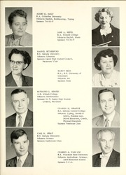 Page 13, 1957 Edition, Brookville High School - Brooklet Yearbook (Brookville, IN) online yearbook collection