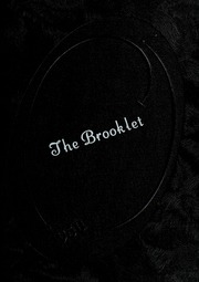 1958 Edition, Brookville High School - Brooklet Yearbook (Brookville, IN)