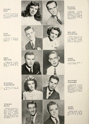 Page 18, 1949 Edition, Fremont High School - Vistula Yearbook (Fremont, IN) online yearbook collection