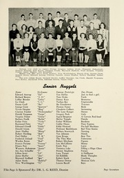 Page 21, 1949 Edition, Fremont High School - Vistula Yearbook (Fremont, IN) online yearbook collection