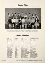 Page 24, 1949 Edition, Fremont High School - Vistula Yearbook (Fremont, IN) online yearbook collection