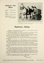 Page 27, 1949 Edition, Fremont High School - Vistula Yearbook (Fremont, IN) online yearbook collection