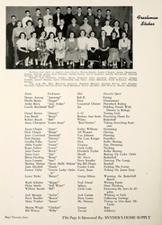 Page 28, 1949 Edition, Fremont High School - Vistula Yearbook (Fremont, IN) online yearbook collection