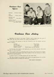 Page 29, 1949 Edition, Fremont High School - Vistula Yearbook (Fremont, IN) online yearbook collection