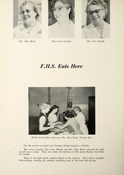 Page 12, 1952 Edition, Fremont High School - Vistula Yearbook (Fremont, IN) online yearbook collection