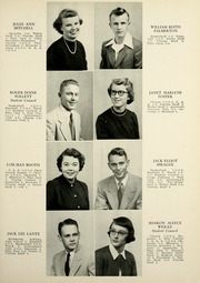 Page 15, 1952 Edition, Fremont High School - Vistula Yearbook (Fremont, IN) online yearbook collection