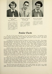 Page 17, 1952 Edition, Fremont High School - Vistula Yearbook (Fremont, IN) online yearbook collection