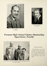 Page 8, 1952 Edition, Fremont High School - Vistula Yearbook (Fremont, IN) online yearbook collection
