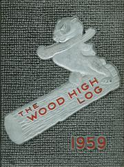 Wood High School - Log Yearbook (Indianapolis, IN) online yearbook collection, 1959 Edition, Page 1