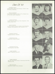 Page 11, 1960 Edition, Wood High School - Log Yearbook (Indianapolis, IN) online yearbook collection