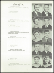 Page 13, 1960 Edition, Wood High School - Log Yearbook (Indianapolis, IN) online yearbook collection