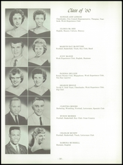 Page 14, 1960 Edition, Wood High School - Log Yearbook (Indianapolis, IN) online yearbook collection