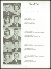 Page 16, 1960 Edition, Wood High School - Log Yearbook (Indianapolis, IN) online yearbook collection