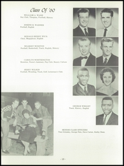 Page 17, 1960 Edition, Wood High School - Log Yearbook (Indianapolis, IN) online yearbook collection