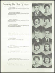 Page 9, 1960 Edition, Wood High School - Log Yearbook (Indianapolis, IN) online yearbook collection