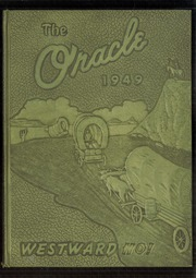 Page 1, 1949 Edition, Burris High School - Oracle Yearbook (Muncie, IN) online yearbook collection