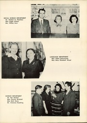 Page 11, 1949 Edition, Burris High School - Oracle Yearbook (Muncie, IN) online yearbook collection
