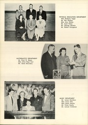 Page 12, 1949 Edition, Burris High School - Oracle Yearbook (Muncie, IN) online yearbook collection