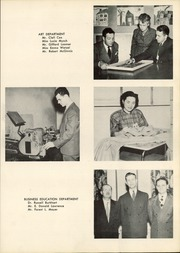 Page 13, 1949 Edition, Burris High School - Oracle Yearbook (Muncie, IN) online yearbook collection